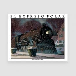 Portada Libro El Expreso Polar