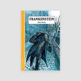 Portada Libro Frankenstein
