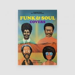 Portada Libro Funk & Soul Covers
