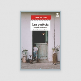 Portada Libro Luz perfecta