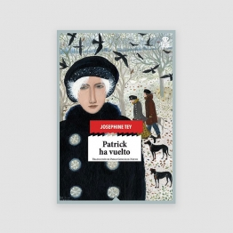 Portada Libro Patrick ha vuelto