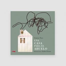 Portada Libro Una casa para el abuelo