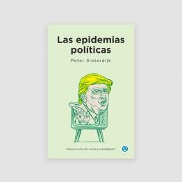 Portada Libro Las epidemias políticas