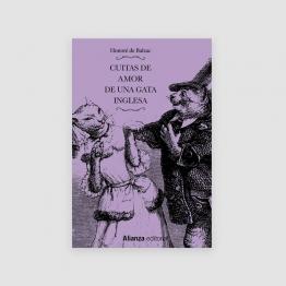 Portada Libro Cuitas de amor de una gata inglesa / Cuitas de amor de una gata francesa