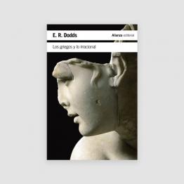Portada Libro Los griegos y lo irracional