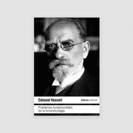 Portada Libro Problemas fundamentales de la fenomenología