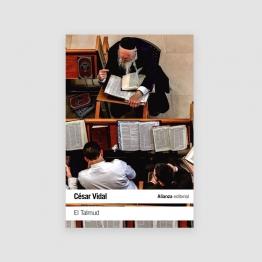 Portada Libro El Talmud