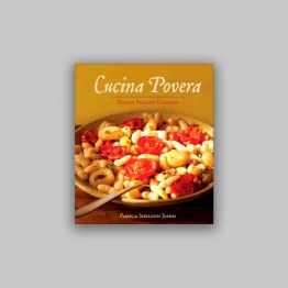 Portada Libro Cucina Povera Tuscan Peasant Cooking