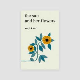 Portada libro - The Sun and Her Flowers