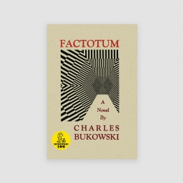 Portada libro - Factotum