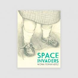 Portada libro Space Invaders