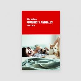 Portada libro - Nombres y animales