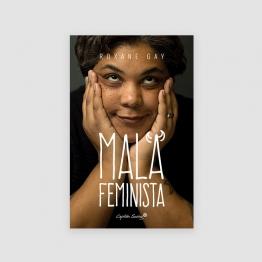 Portada libro - Mala feminista