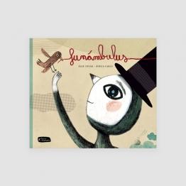 Portada libro - Funámbulus