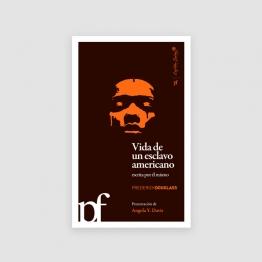Portada libro - Vida de un esclavo americano