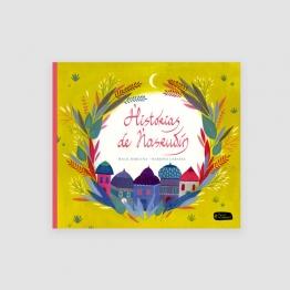 Portada libro - Historias de Nasrudín