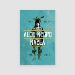 Portada libro - Alce negro habla