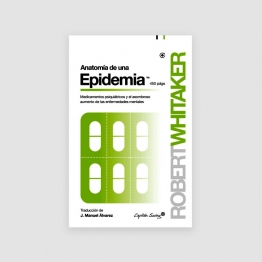 Portada libro - Anatomía de una epidemia