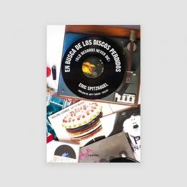 Portada libro - En busca de los discos perdidos