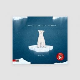 Portada libro - Cuando el hielo se derrite
