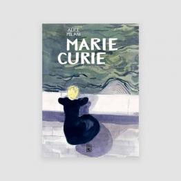 Portada libro - Marie Curie