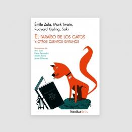 Portada libro - El paraíso de los gatos y otros cuentos gatunos