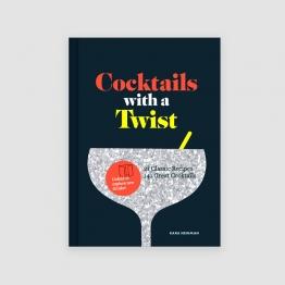 Portada libro - Cocktails with a Twist