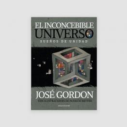 Portada libro -El inconcebible universo