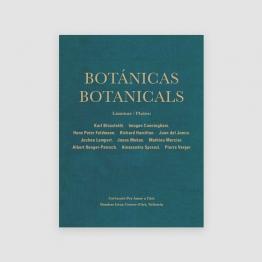 Portada Libro Botánicas/ Botanicals