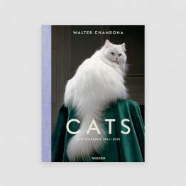 Portada Libro Cats: Photographs 1942-2018