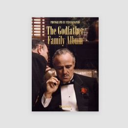 Portada Libro The Godfather Family Album