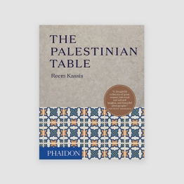 Portada Libro The Palestinian Table