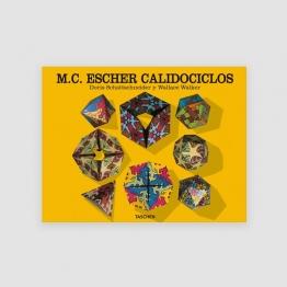 Portada Libro M. C. Escher: Calidociclos
