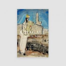 Portada Libro Chagall sueña la Biblia: Bocetos inéditos y gouaches