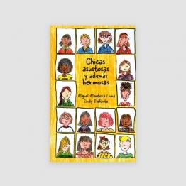 Portada Libro Chicas Asustosas y además hermosas