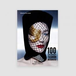 Portada Libro 100 Contemporary Fashion Designers
