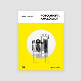 Portada Libro Fotografía analógica