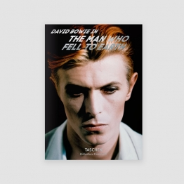 Portada Libro The Man Who Fell To Earth