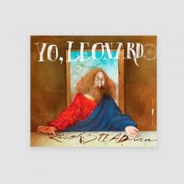 Portada Libro Yo, Leonardo