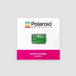 Pin Polaroid Spectra