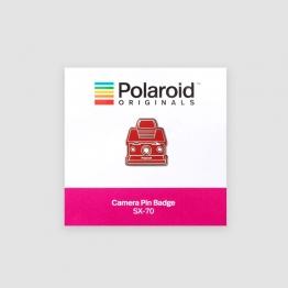 Pin Polaroid SX70