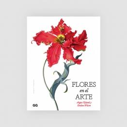 Portada Libro Flores en el arte