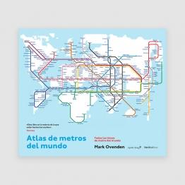 Portada Atlas de metros del mundo