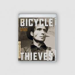 Carátula de película Ladrones de bicicletas