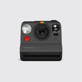 Frente Cámara Polaroid Now - Black