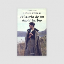 Portada Libro Historia de un amor turbio