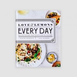Portada Libro Love & Lemons Every Day Cookbook