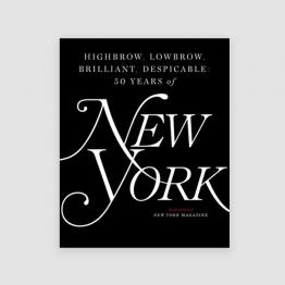 Portada Libro 50 Years of New York