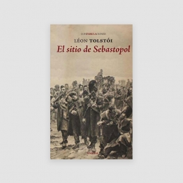 Portada Libro El sitio de Sebastopol