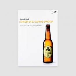Portada Libro Cerveza en el club de snooker